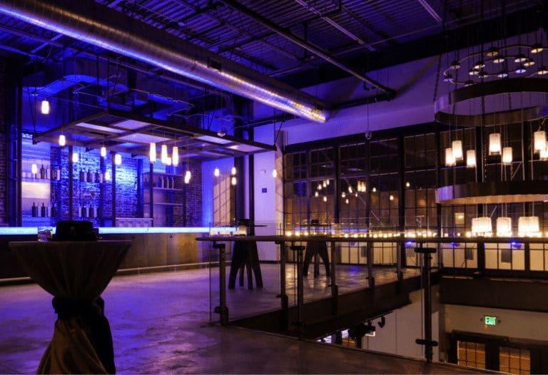 Archetype Distillery Event Space - Second Floor
