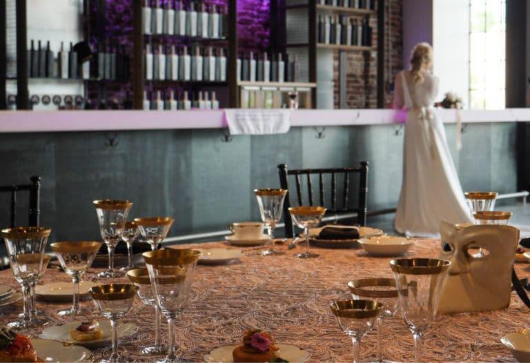 Archetype Distillery Event Space - Wedding